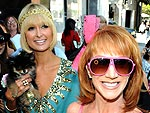 Celeb Sightings: March 26, 2009 | Kathy Griffin, Paris Hilton