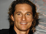 No Shirts Required at This Beach Bum's Birthday | Matthew McConaughey