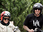 Celeb Sightings: May 11, 2009 | Carey Hart, Pink