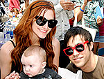 Celeb Sightings: June 8, 2009 | Ashlee Simpson, Pete Wentz