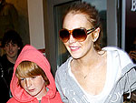 Celeb Sightings: June 17, 2009 | Lindsay Lohan