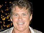 The Hoff Celebrates a B-Day! | David Hasselhoff