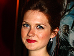Harry Potter Star Bonnie Wright's Magical Kiss
