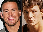 Channing Tatum Gets Dirty | Channing Tatum, Patrick Swayze
