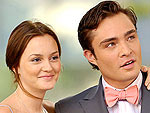 Go Behind the Scenes of Gossip Girl! | Ed Westwick, Leighton Meester