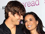 Ashton & Demi's Hot Sushi Date | Ashton Kutcher, Demi Moore