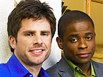 Psych Stars Reveal: Good Thing 'We Get Along' | James Roday