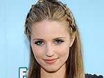 Glee Auditions: Dianna Agron Is Over the 'Moon' | Dianna Agron