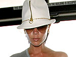 Posh's Chic London Arrival | Victoria Beckham