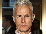 Up Close: Mad Men's John Slattery Talks Drinking & Smoking at Work