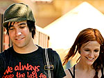 Ashlee, Pete and Bronx Hit the Park | Ashlee Simpson, Pete Wentz