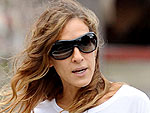 Sarah Jessica Parker Goes Strolling with Her Son | Sarah Jessica Parker