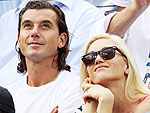 Gwen & Gavin Check out the US Open