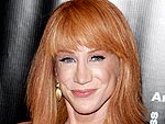 Kathy Griffin Talks Up Oprah's Newest Book Club Selection | Kathy Griffin