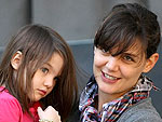 Katie & Suri Take Boston! | Katie Holmes, Suri Cruise
