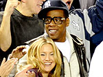 Kate Hudson Cheers the Yankees to Victory | Jay-Z, Kate Hudson