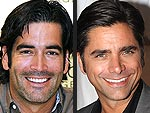 Go Inside John Stamos's Dressing Room!