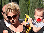Britney Takes Her Boys to the Movies | Britney Spears