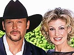 14 Years Ago: Tim and Faith Choke Up over Each Other | Faith Hill, Tim McGraw