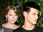 Taylor & Taylor&#39;s Dinner Date | Taylor Lautner, Taylor Swift