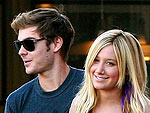 Zac & Ashley's Low Key Lunch | Ashley Tisdale, Zac Efron