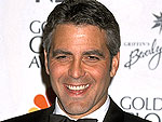 8 Years Ago: Globe Winner George Clooney's Mall Job | George Clooney