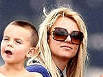 Britney Takes Her Boys Cruising Down Under | Britney Spears