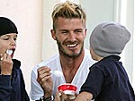 David Beckham's Boys Day Out | David Beckham