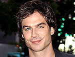 Ian Somerhalder Loves Playing Naughty