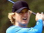Owen's Birthday Tee Time | Owen Wilson