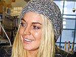 Lindsay Goes Art Supply Shopping | Lindsay Lohan