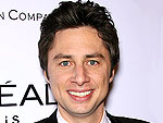 Zach Braff: Come Hang Out at My Bar
