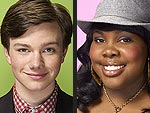 "Chris & Amber's ""Atrocious"" Tryouts for Glee"