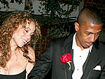 Mariah & Nick Dine at Mr. Chow | Mariah Carey, Nick Cannon