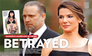 Betrayed: Sandra's Marriage in Crisis