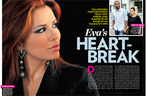 Eva&#39;s Heart-Break