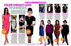 Celeb Weight-Loss Winners