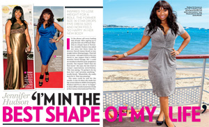 Jennifer Hudson: 'I'm in the Best Shape of My Life'