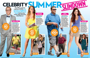 Celebrity Summer Slimdown