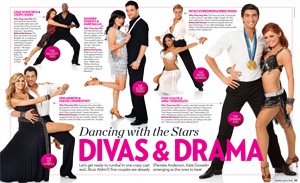 Dancing with the Stars Divas & Drama