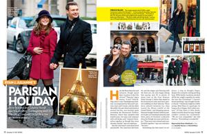Ryan & Julianne's Parisian Holiday