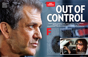 Mel Gibson: Out of Control