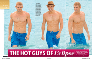 The Hot Guys of Eclipse