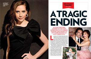 Brittany Murphy 1977-2009 A Tragic Ending
