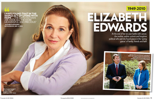 1949-2010 Elizabeth Edwards