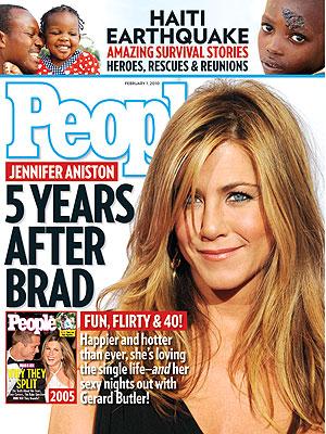 photo | Fabulous Over Forty, Jennifer Aniston Cover, Jennifer Aniston