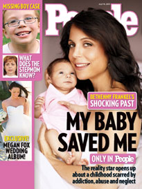 Bethenny Frankel: Love Saved My Life