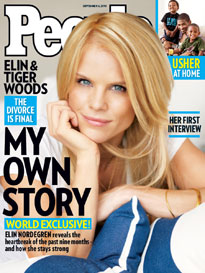 Elin Nordegren: My Journey