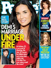 Demi & Ashton: Under Pressure