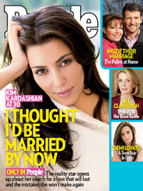 Kim Kardashian: I'm Ready For Love